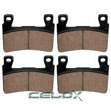 Front Brake Pads For Harley Davidson XR1200X Sportster 1200 2010 2011 2012