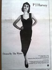 PJ HARVEY Down By The Water UK  Press ADVERT 10x8""