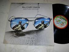 REV. GARY(BLIND) DAVIS Ragtime Guitar UK TRANSATL. 1971