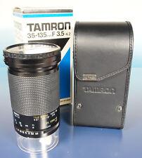 Tamron 3.5-4.2/35-135mm Objektiv lens objectif Adaptall 2 - (41551)