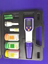 pH/mV/Cond/Temp/TDS/Salt #1 Waterproof Hand-held multi Tester+Accessories*30%OFF