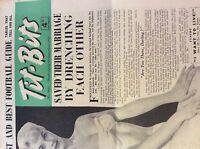 m3b ephemera 1959 picture model pamela beckman