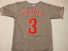 Bryce Harper Philadelphia Phillies Jersey youth kids Size Small S