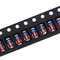 10Pcs LL41 1W 3.3V-100V ZM4728-ZM4764 SMD Zener Diodes