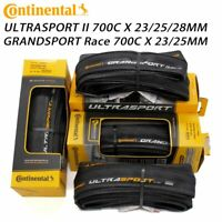 Continental ULTRA SPORT II Sport RACE 700*23/25C 28c Road Bike Tire bicycle tyre