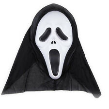 New Ghost Face Scream Mask Creepy for Halloween Masquerade Party Dress Costume