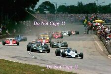 Jacques Laffite Ligier JS11 ganador brasileño Grand Prix 1979 fotografía 2