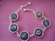George Michael 'FAITH' symbol bracelet.  New item