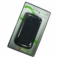 Glossy TPU Silicone Gel Case Skin Cover For HTC Desire S Grey - AEGIS