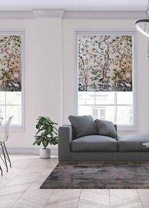 Lister Cartwright Blackout Roller Blinds Windows Child Safety Chinoiserie