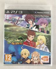 PS3 Tales of Graces F / Tales of Symphonia Chronicles, New & Factory Sealed