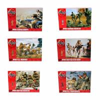 Airfix World War 2 WW2 1:72 Infantry Box - Multiple Options