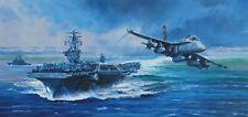 BAILEY Deck Departure F-18 USS NIMITZ 2 Prints /Bonus EXCLUSIVE Publishers Proof