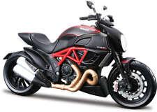 Ducati Diavel Carbon, maisto Motorcycle Model 1:18 , New, Boxed