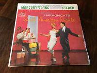 Jerry Murad's Harmonicats: South American Nights / Mercury LP 33 RPM / NM Vinyl