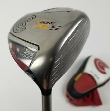 Cleveland Golf Hibore XL 9.5 Driver Fujikura Fit-on M Red S Flex Right Handed