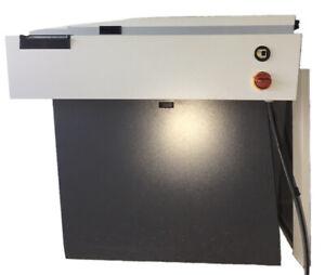 Glunz & Jensen Mp68 Raptor Heidelberg Pro 68 Silver Plate Processor SCHOOL UNIT!