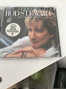 The Story So Far by Rod Stewart (CD, 2001, Rhino)