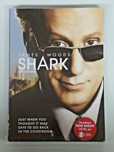 SHARK Season One DVD New Sealed James Woods Defense Attorney