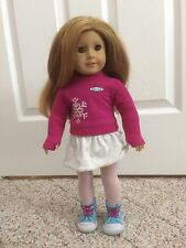 "American Girl Doll ""MIA"" GOY 2008 w/Original Meet Outfit - Retired"