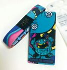 ZOX **POPSICLE PAT PATTERSON** Silver Single Med MONSTER Wristband w/Card & Pin