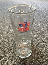 The BIG TEXAN Steak Ranch Boot Glass - Excellent Condition