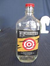 Winchester Pint Grape Wine 30-30 Brand Glass Bottle