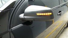 Holden Commodore VE Models mirror covers with LED amber blinkers DRL New Design