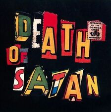 Danny & the Nightmares-Death of Satan-NEW CD