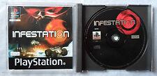 PLAYSTATION 1 - INFESTATION