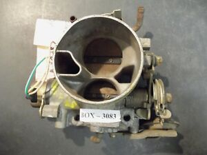 87 STERLING THROTTLE BODY