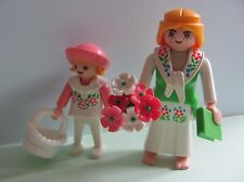 PLAYMOBIL @@ PERSONNAGES FAMILLE @@ MAISON VICTORIENNE 1900 @@ A 13