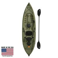 Lifetime Tamarack Angler 100 Fishing Kayak (Paddle Included), 90508