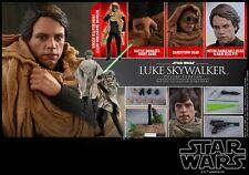 HOT TOYS MMS517 Star Wars Return of the Jedi Luke Skywalker 1/6 FIGURE Deluxe