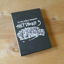 Shepdawgs Five 5 Dvd Skateboarding Skate Video Riley Hawk Taylor Kirby