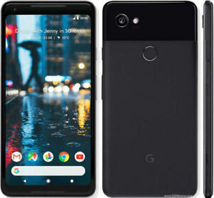 Google Pixel 2 XL 128GB GSM Unlocked Verizon Mint condition 9/10 Light shadow