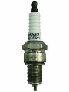 4 x Denso Spark Plug FOR TOYOTA LAND CRUISER RJ7_ (W20EX-U)