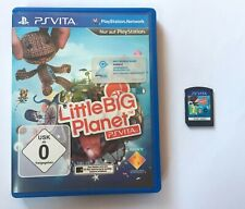 ✭ Little Big Planet ✭ allemand, très bien ✭ PS VITA playstation