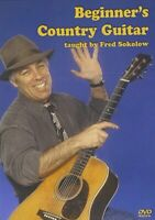Beginner's Country Guitar [DVD] [NTSC] -  CD 8SVG The Fast Free Shipping