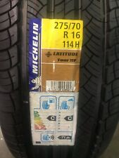 1 New 275 70 16 Michelin Latitude Tour HP Tire