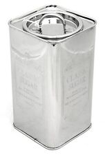 Large Charming Aluminium Storage Canisters - Sugar