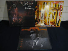 Lot of 3 KID CREOLE & THE COCONUTS LPs, all in EX+ to NM Super condition +++++++