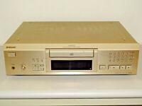 Sony CDP-XA2ES High-End CD-Player / Champagner, 2 Jahre Garantie
