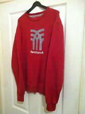 Mens Fenchurch Crew Neck Jumper Size S Skate/Surf