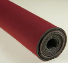 82-92 Camaro Headliner Foam Back Fabric Material Dark Burgundy Red SB1654