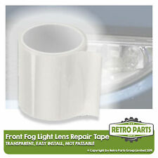 Front Fog Light Lens Repair Tape for Austin-Healey. Clear Lamp Seal MOT Fix