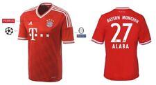 Trikot Adidas FC Bayern Champions League Finale Wembley 2013 - Alaba 27