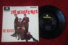 THE BEATLES HITS EP GEP 8880 ORIGINAL UK PRESSING -2N -1N KT STAMP 1963 VG