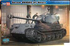 Hobby Boss German VK4502 P Hintern 1/35 FS NEW Model Kit 'Sullys Hobbies'