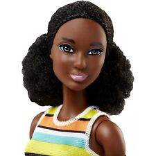 Barbie Made to Move Camping Fun Rock Climber African American Doll - NEW